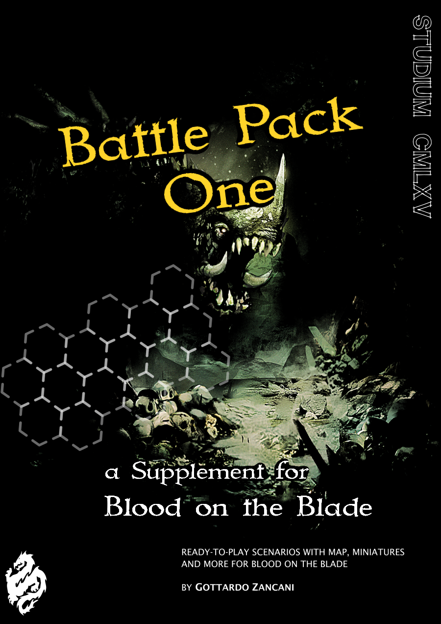 The Battle Pack One is now available, ready for Christmas